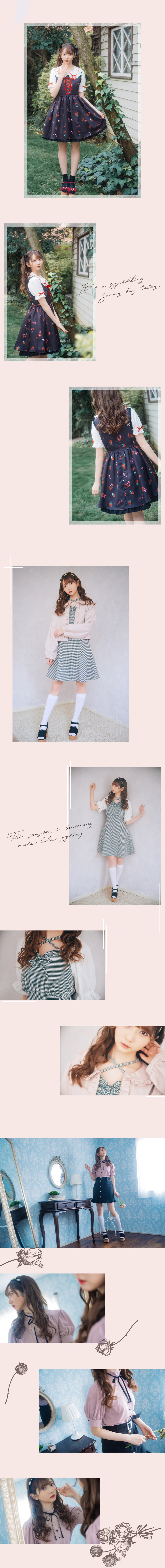 2021 Girly Spring Collection vol.4