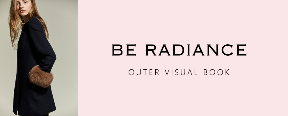 BE RADIANCE OUTER VISUAL BOOK