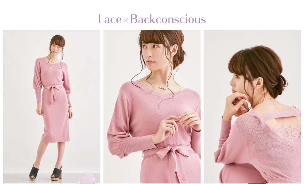 Lace×Backconscious